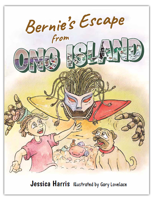 Bernie's Escape from Ong Island Cover